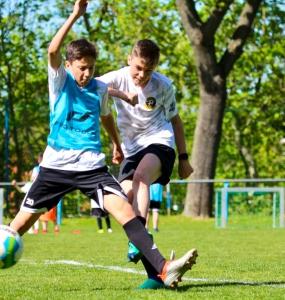 Fussballcamp Ostern 2019