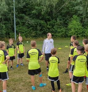 Fussballcamp Sommer 2020